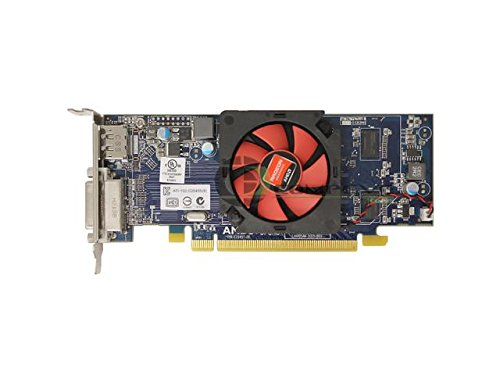 AMD radeon HD 7470 1GB 1024MB low profile video card with display port and DVI for SFF / slim desktop computer ()
