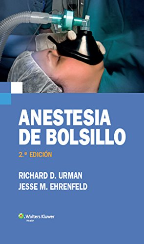 Descargar Libro Anestesia De Bolsillo Richard D. Urman
