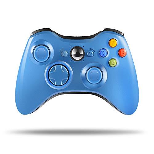 xbox 360 console blue - 8