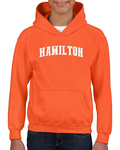 Canadian States Hamilton Canada Youth Hoodies Sweater