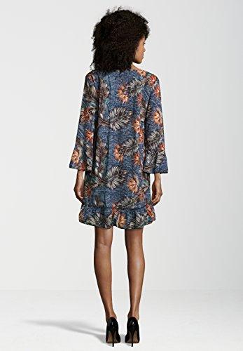 GALANTE Anokhi Sommerkleid Schnürung Damen Jeans Maria Strelizia HHCxOq