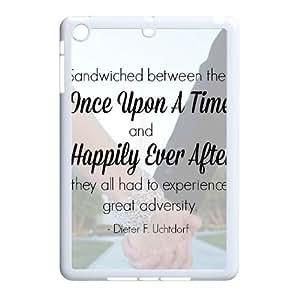 LSQDIY(R) Once upon a time iPad Mini DIY Case, Brand New iPad Mini Plastic Case Once upon a time