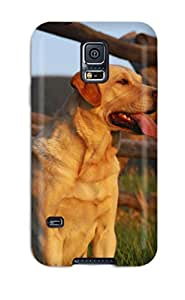 Excellent Design Dog Case Cover For Galaxy S5