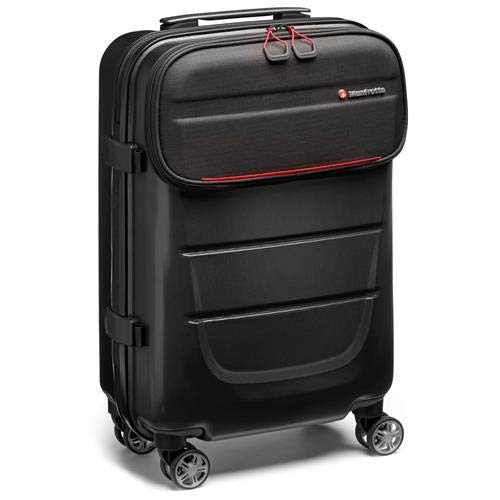 The Manfrotto Pro Light Reloader Spin-55 Carry-On Camera Roller Bag travel product recommended by Jim Costa on Lifney.