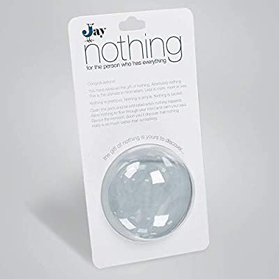 Gift of Nothing: Toys & Games