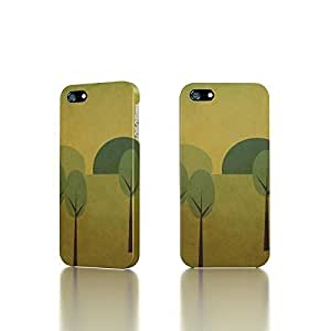 Apple iPhone 4 / 4S Case - The Best 3D Full Wrap iPhone Case - Tree
