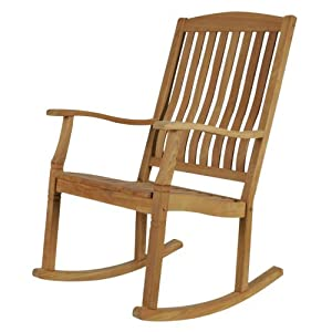 41mCWFLMzuL._SS300_ Teak Rocking Chairs For Sale