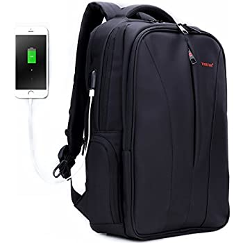 Amazon.com: Uoobag Business Backpack for 15.6 16 Inch Laptop with ...