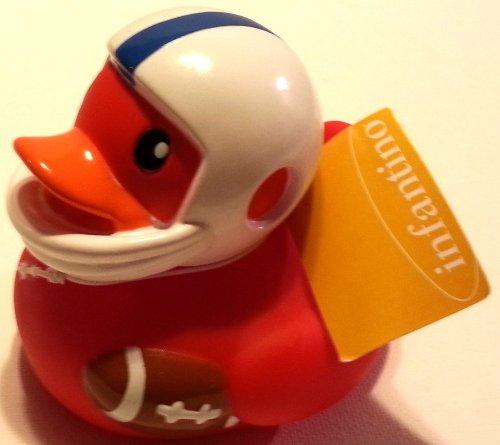 Football Rubber Ducky