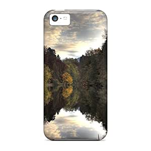 Awesome Case Cover/iphone 5c Defender Case Cover(beutiful Nature Picture)