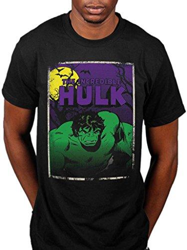 Official Marvel Comics Halloween Hulk T-Shirt ()