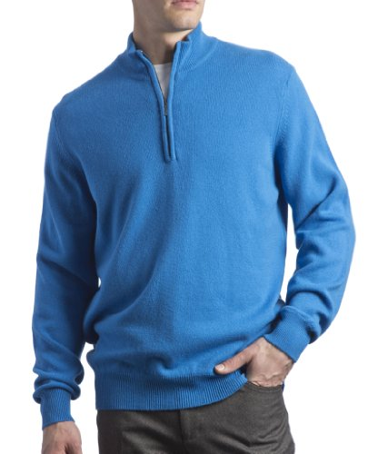 Lambswool 1/4 Zip - 2