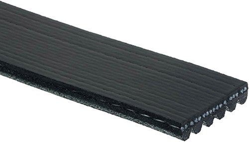 ACDelco 6K966 Professional V-Ribbed Serpentine Belt