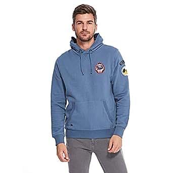 Tokyo Laundry Hoodies & Sweatshirts For Men, XL, Blue