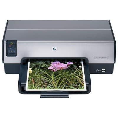 HP Deskjet 6540 - Impresora de Tinta Color (30 ppm): Amazon ...