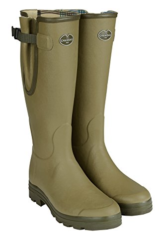 LE CHAMEAU 1927 Men's Vierzon Jersey Lined Boot - US -