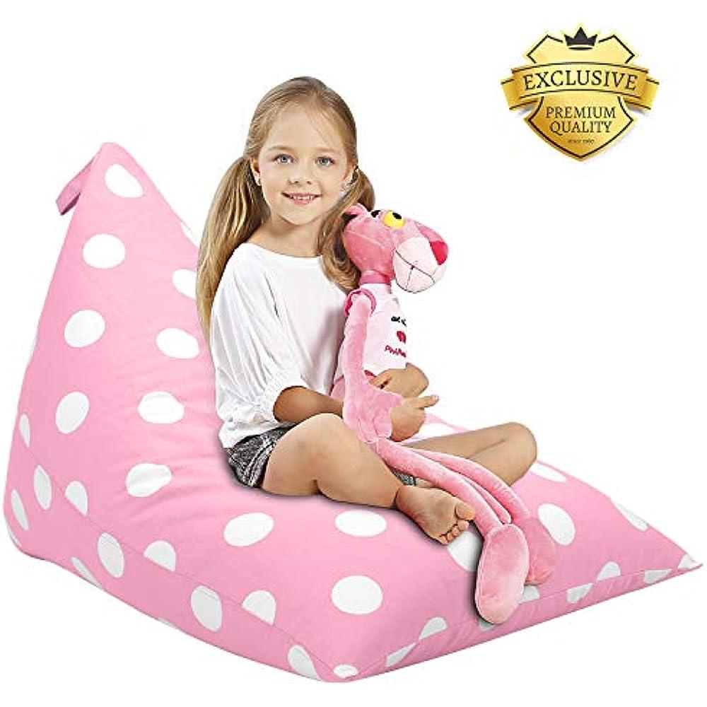 Prime Details About Stuffed Animal Storage Bean Bag Chair Plush Toy Organizer Kids Girls And 23 Theyellowbook Wood Chair Design Ideas Theyellowbookinfo