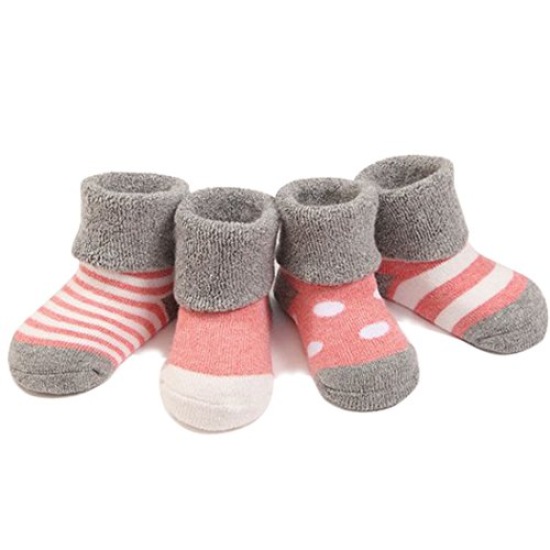 Toddler Quarter Socks - 4