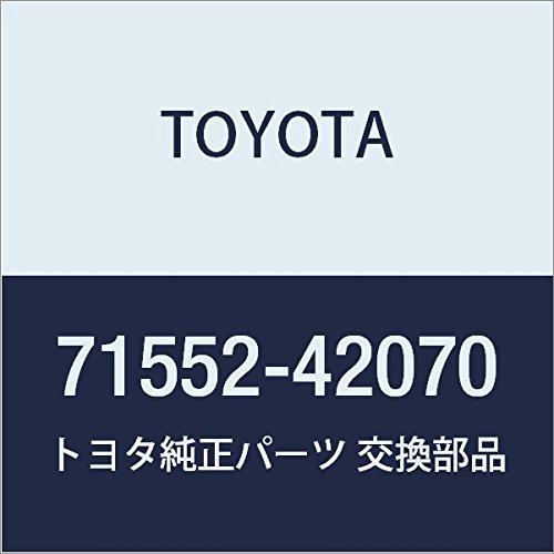 TOYOTA Genuine 71552-42070 Seat Back Pad