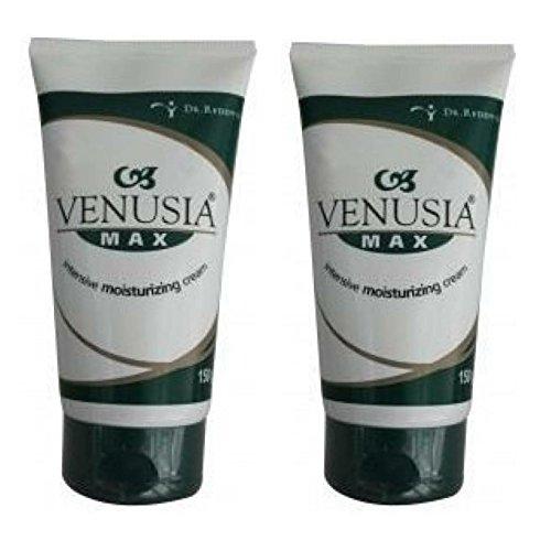 Dr. Reddy's Venusia MAX Intensive Moisturizing Cream, 150g (Pack of 2)