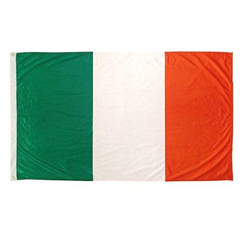 Irish Tri Colour Flag ( 3 x 5 Foot)