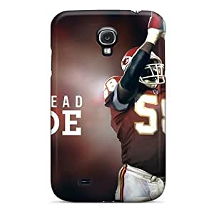 Premium Protection Kansas City Chiefs Case Cover For Galaxy S4- Retail Packaging