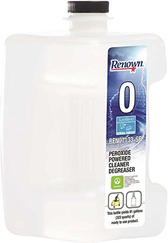 RENOWN GIDDS-2481043 Sureblend Peroxide Powered Cleaner & Degreaser, 80 Oz, 2per Case - 2481043,