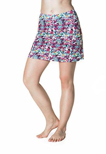 Skirt Sports Womens Happy Girl Skirt