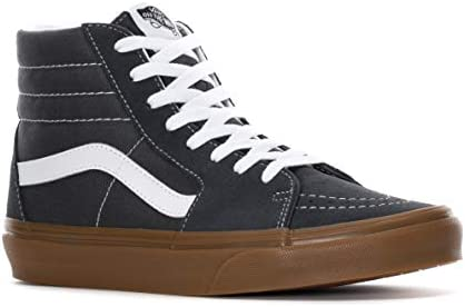 Vans Sk8-Hi Skateboarding Sneaker Ebony