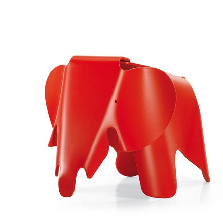 Vitra Eames Elephant Red