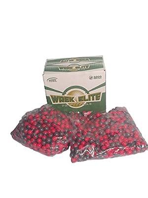 Wrek Elite Premium 1000 Count Paintballs