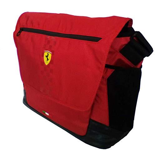 Pochette Homme Pour Ferrari Rosso Medium Rouge TYqwn7d