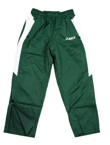 Warm Green Set Giacca Caldera Uomo Pantaloni Up Asics E Forest THwSUqB