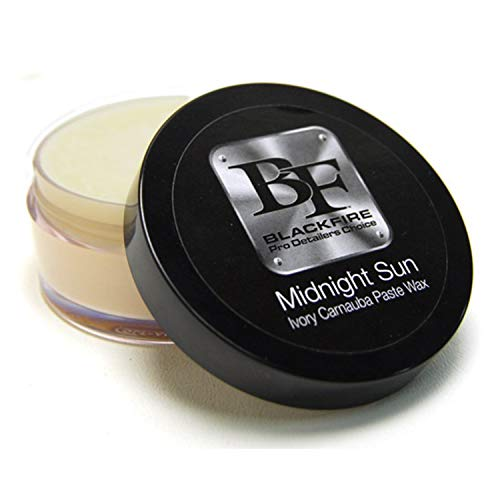 Blackfire Pro Detailers Choice BF-333s Midnight Sun Carnauba Paste Wax, 3 oz.