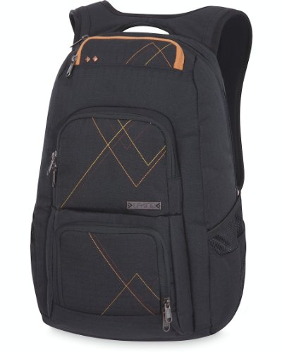 Dakine 4 8210010 Black P Womens Backpack