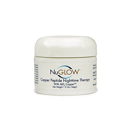 (NuGlow® Copper Peptide NightTime Therapy With MD3 Copper)