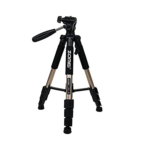 Zomei Q111 Pan Head Panoramic Camera Tripod Lightweight with 1/4