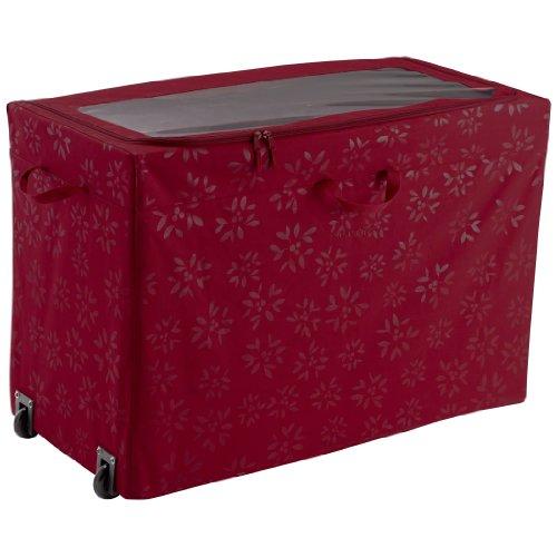 Classic Accessories Seasons Holiday All Purpose Rolling Storage Bin