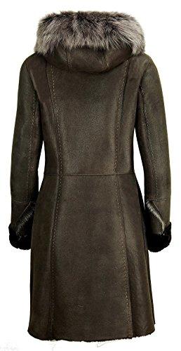 Para Parka Dx exclusive Mujer Wear Marrón Abrigo 88qz0R 97117fe6ecbd