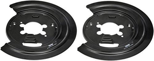 Top Wheel & Brake Dust Shields