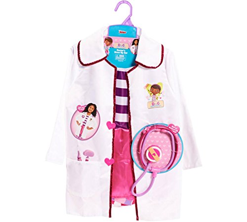Doc McStuffins Doctor's Dress Up Set - Doc Mcstuffin Dress Up Set