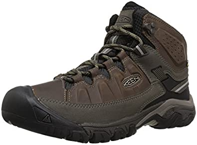 KEEN Men's Targhee 3 Mid Height Waterproof Hiking Boot