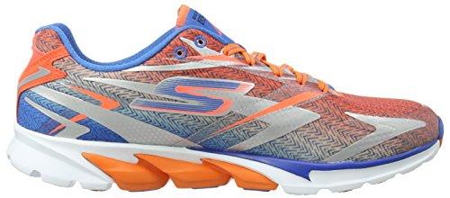 Running Blu blu Da Run 4 Scarpe orange Uomo blue Skechersgo SAtqS