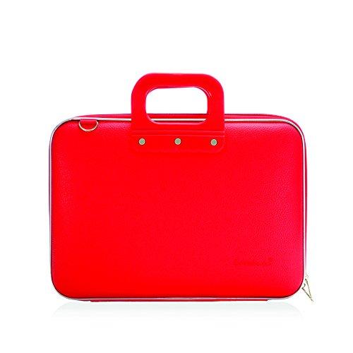 bombata-medio-briefcase-13-inch-red