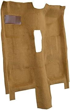 ACC Replacement Carpet Kit for 1976 to 1981 Pontiac Trans Am 801-Black Plush Cut Pile Factory Column Shift