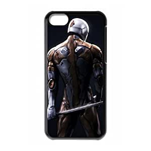 iPhone 5C Phone Case Black metal Gear Solid WE1TY688548