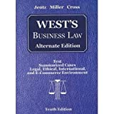 West's Business Law, Alt, Ed - Text Only, Gaylord A. Jentz, 0007558244