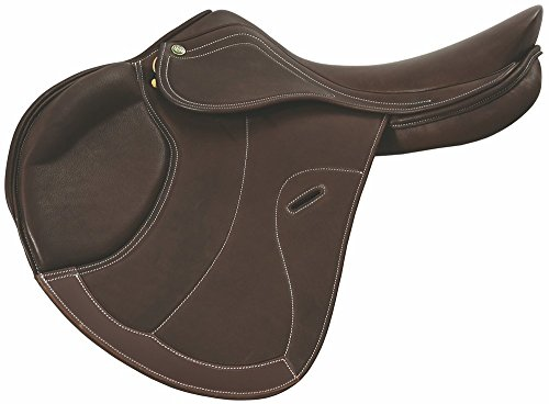 Henri de Rivel Galia Covered Close Contact Saddle | Horse Riding Equestrian Saddle ()