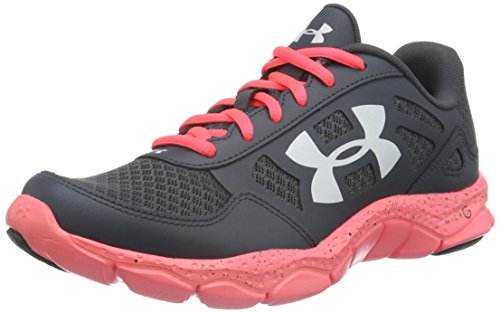 G Bl Brilliance Ankle Gray Aluminum Women's Engage Stealth 2 H Shoe Armour Under High Micro Running XtxRRq