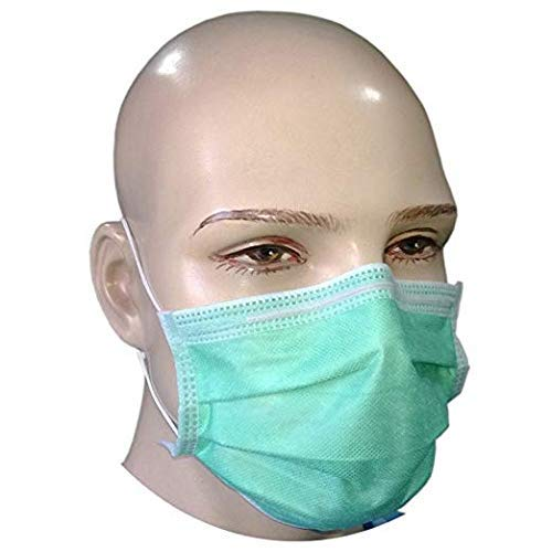 Doctor Mask elastic Disposable Face Parco Pc 10 Le Tie Buy